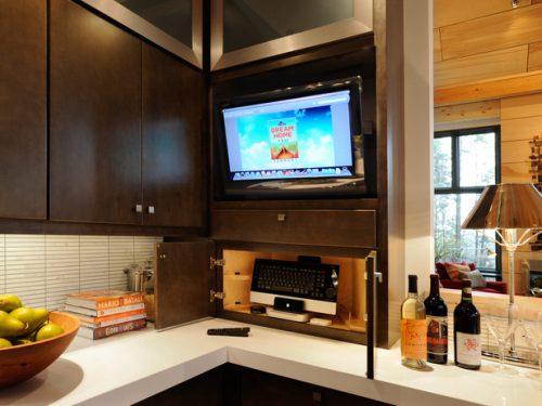 Встроенный телевизор