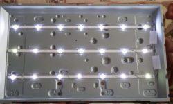 Ремонт LED подсветки телевизора: замена светодиода