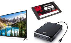 Телевизор не видит жесткий диск: что делать?